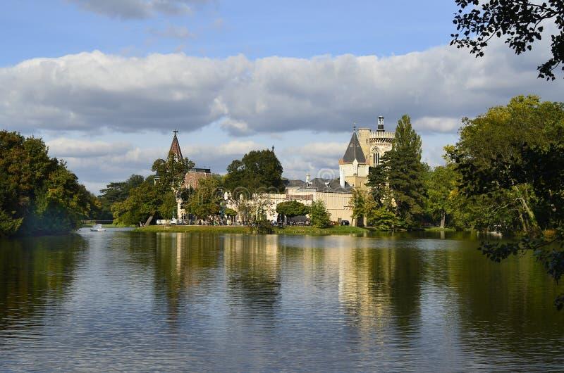 Oostenrijk, Laxenburg royalty-vrije stock afbeelding