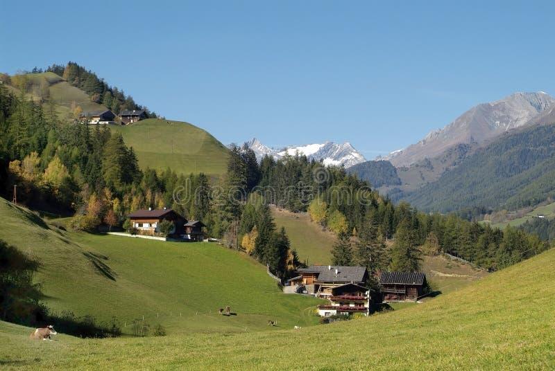Oostenrijk, Osttirol, stock foto