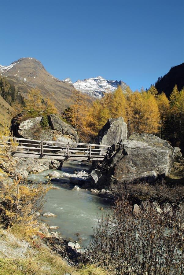 Oostenrijk, Osttirol, royalty-vrije stock fotografie