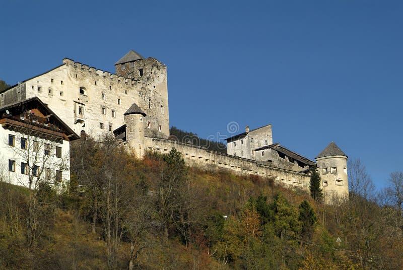 Oostenrijk, Osttirol, Kasteel royalty-vrije stock afbeelding