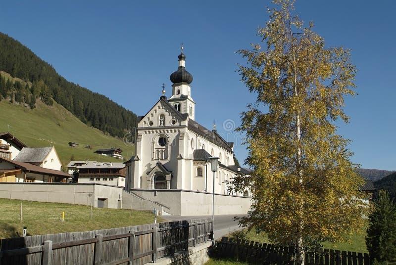 Oostenrijk, Osttirol, Kerk royalty-vrije stock foto