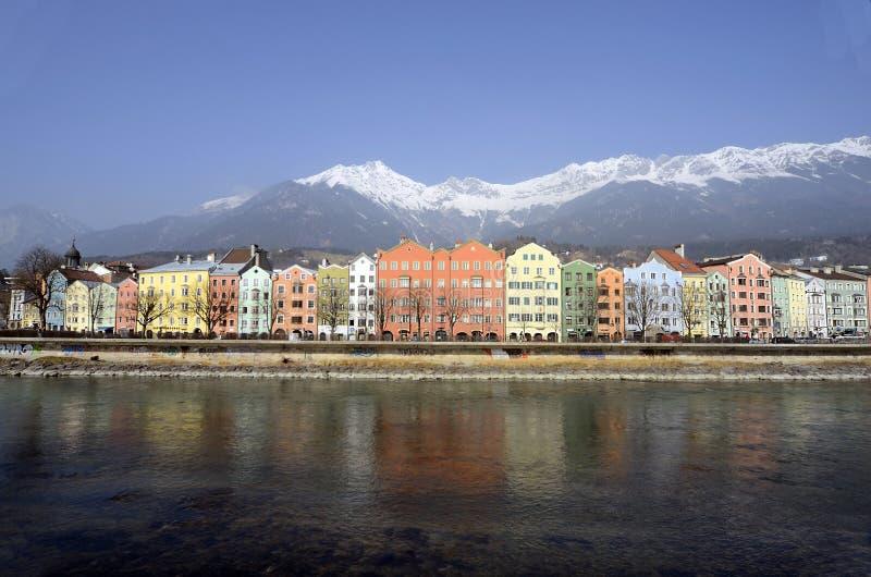 Oostenrijk, Tirol stock afbeeldingen