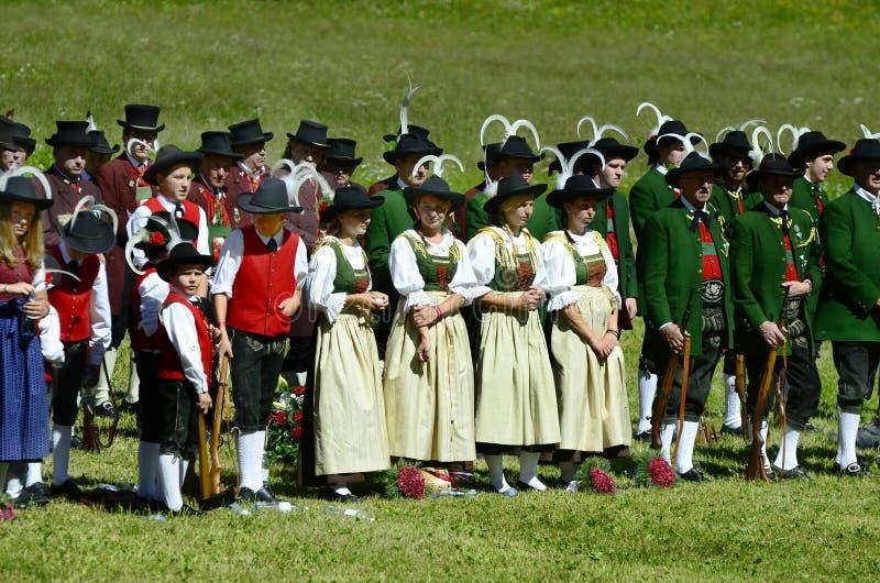 Oostenrijk, Tirol royalty-vrije stock afbeeldingen