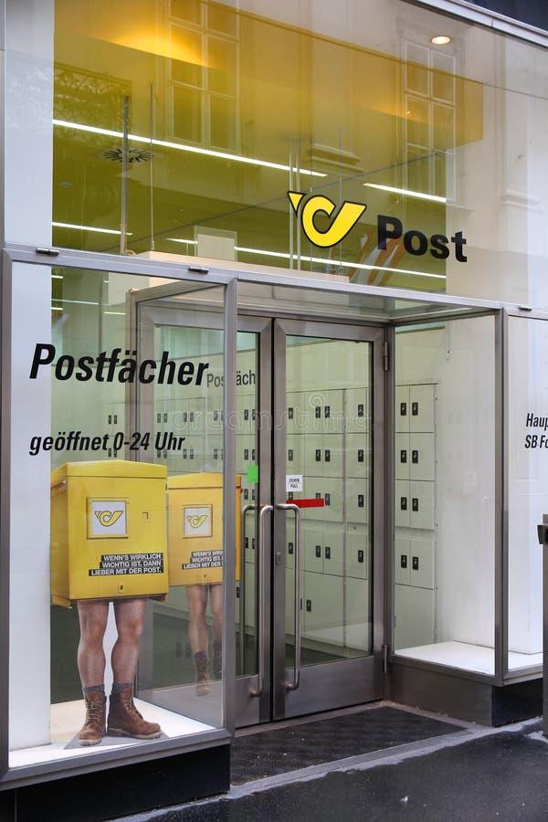 Oostenrijkse Post stock foto's