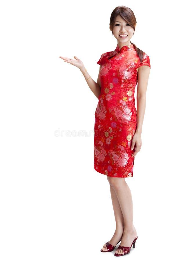 Oosterse vrouwen stock afbeelding