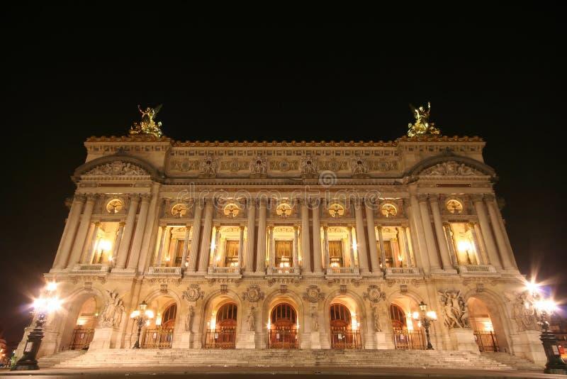 Opéra à Paris photographie stock libre de droits