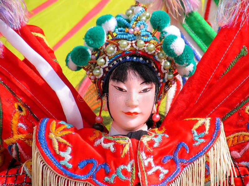Opéra de Pékin photos stock