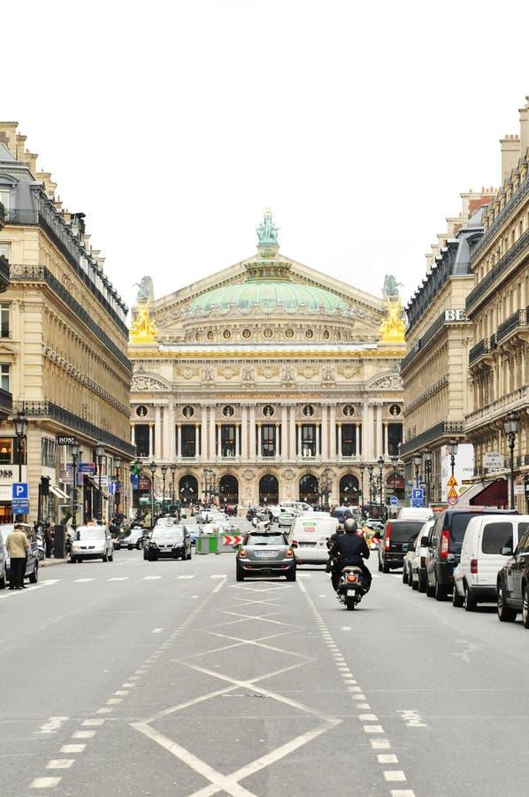 Opéra de Paris photos libres de droits