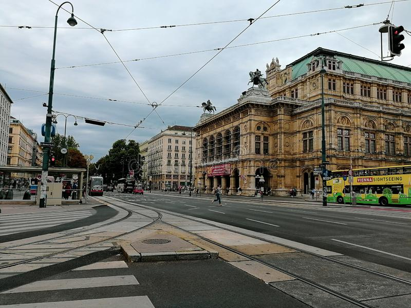 Opéra grand images libres de droits