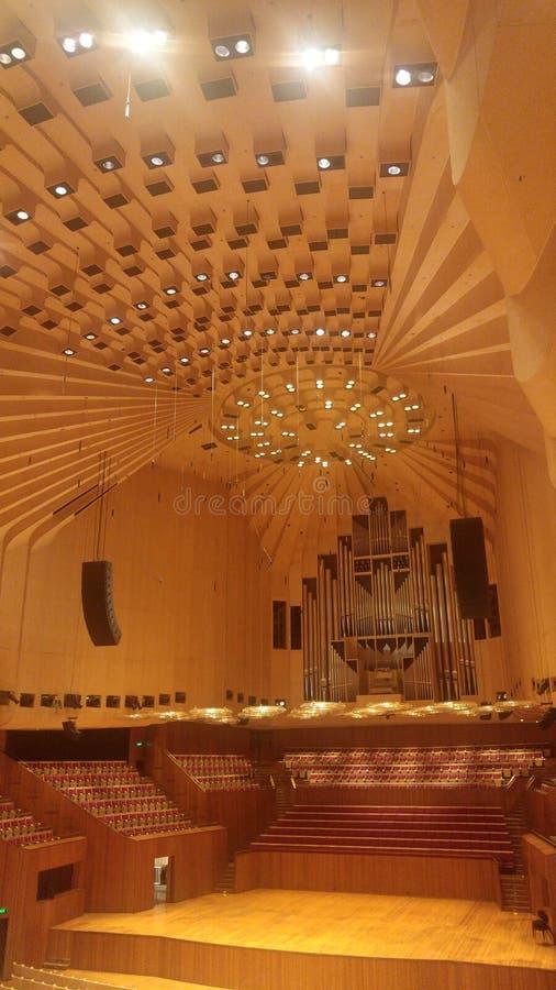 Opéra House image libre de droits