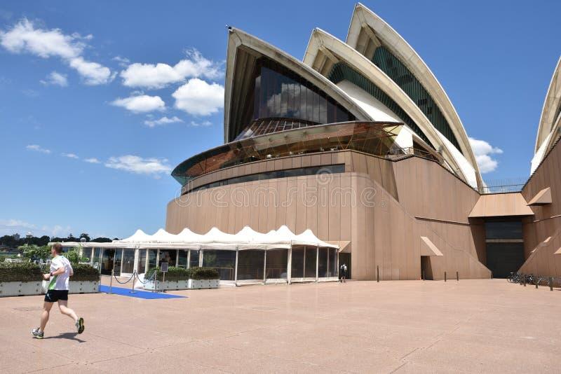 opéra Sydney de maison de l'australie images stock