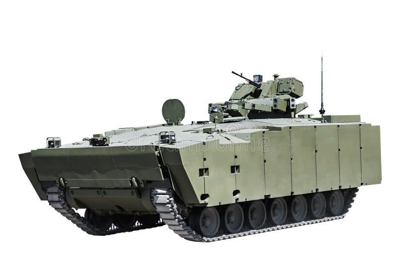 Opóźniony Rosyjski piechota pojazd bojowy zdjęcia stock