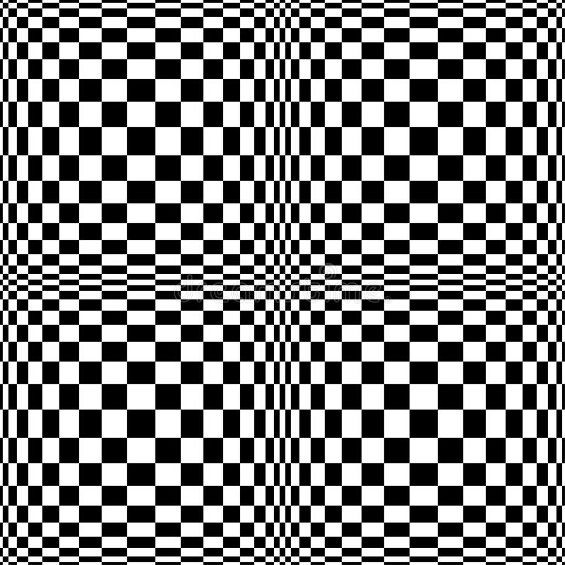 Op Art Background stock photography