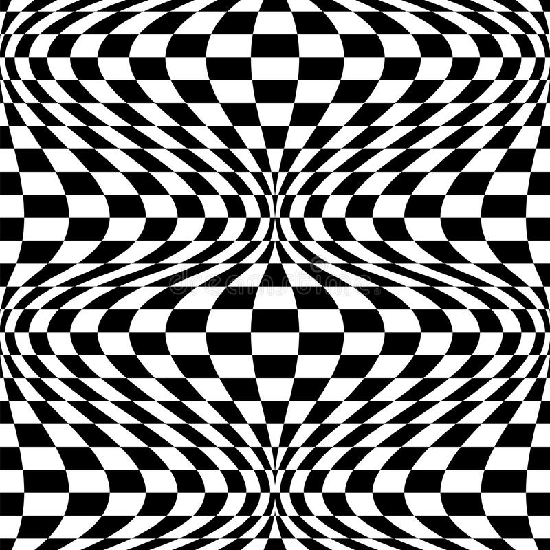 Free Op Art Background 2 Royalty Free Stock Photography - 10071027