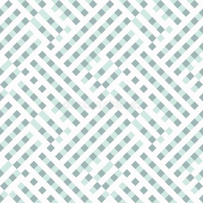 Op Art Seamless Geometric Striped Pattern Stock Vector Illustration Of Chevron Digital 77430711