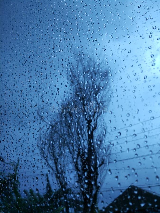 op regenachtige dagen royalty-vrije stock fotografie