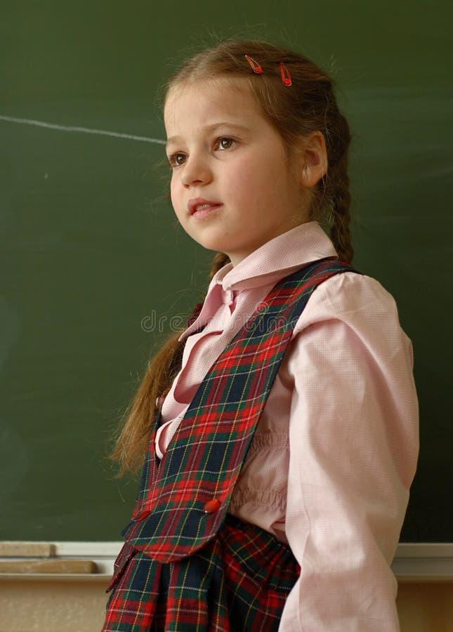 Op school 6 stock afbeeldingen