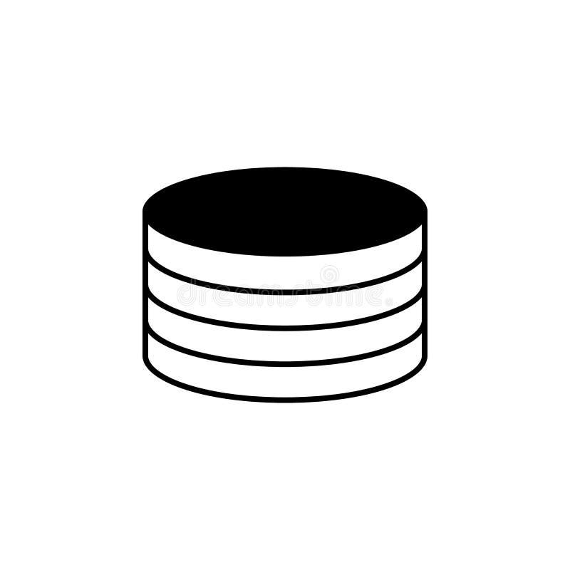 op:stapelen-op pence pictogram Element van eenvoudig pictogram voor websites, Webontwerp, mobiele app, informatiegrafiek Tekens e vector illustratie