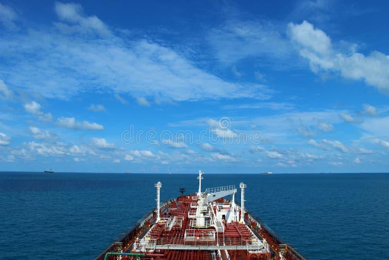 Op zee royalty-vrije stock afbeeldingen