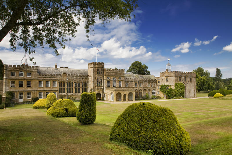 opactwa Dorset England forde obrazy royalty free