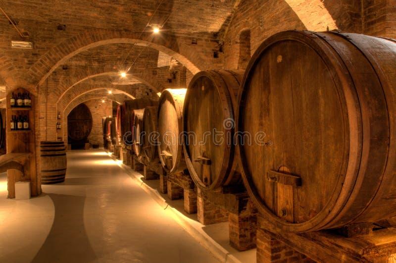 opactwa lochu maggiore monte oliveto wino fotografia royalty free