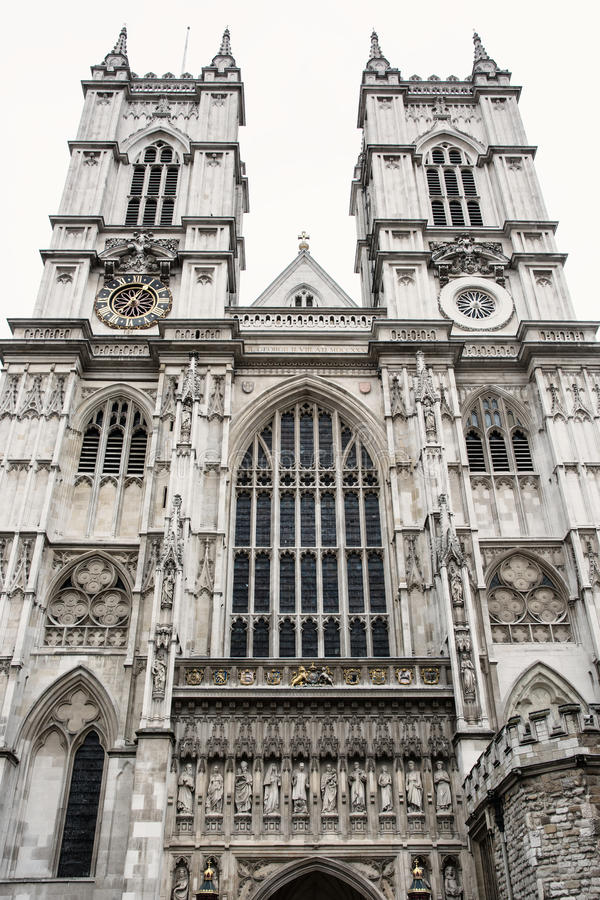 Opactwo Abbey, formalnie tytułujący Uczelniany kościół St P zdjęcie royalty free