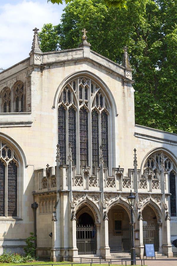 Opactwo Abbey, jeden znacząco Anglikańska świątynia, Londyn, Zjednoczone Królestwo zdjęcie royalty free