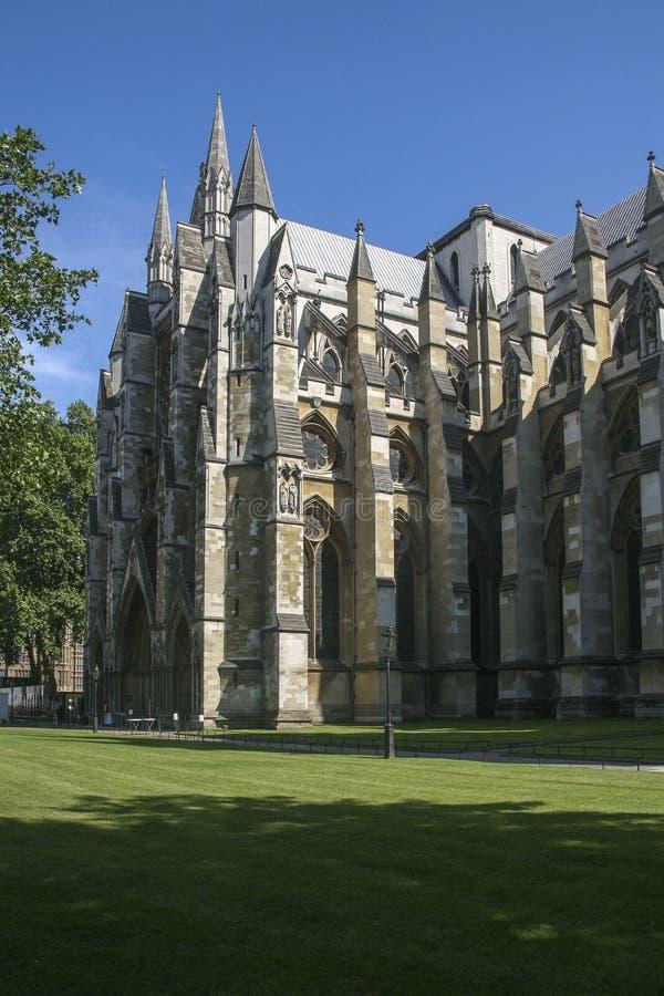 Opactwo Abbey w Londyn zdjęcie royalty free