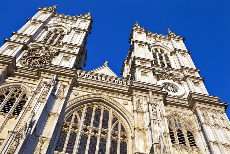 Opactwo Abbey w Londyn zdjęcie stock