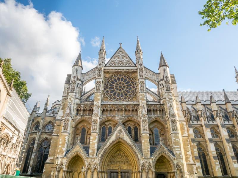 Opactwo Abbey w Londyn obrazy royalty free