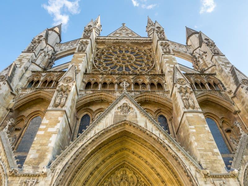 Opactwo Abbey w Londyn fotografia stock
