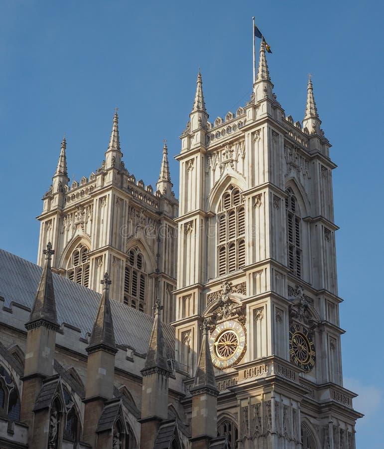 Opactwo Abbey w Londyn obraz stock