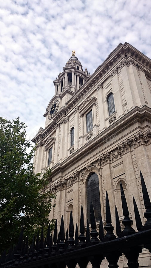 Opactwo Abbey w Londyn, UK obrazy royalty free