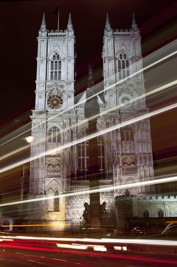 opactwo lekki London wlec Westminster zdjęcia royalty free