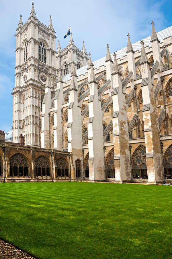 opactwo London uk Westminster zdjęcia royalty free