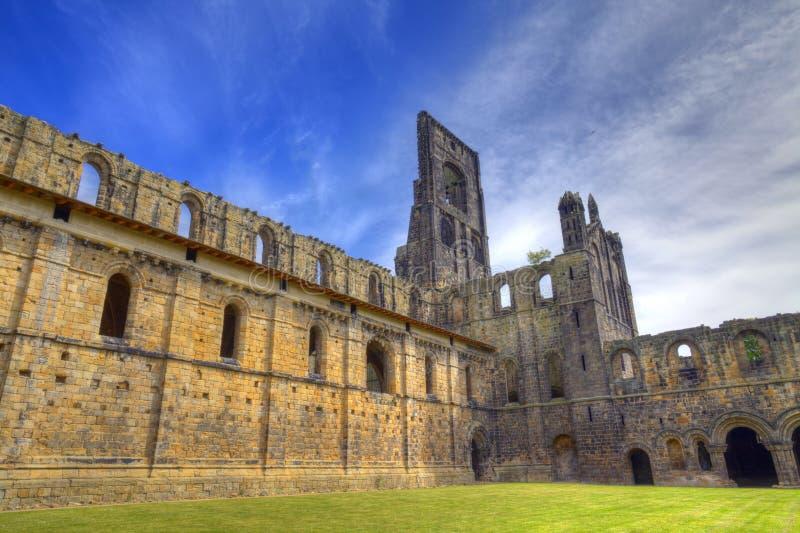 Download Opactwo Ruiny Historyczne średniowieczne Zdjęcie Stock - Obraz: 19655014