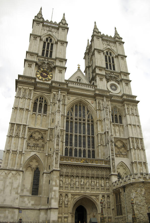 opactwo Westminster zdjęcie stock