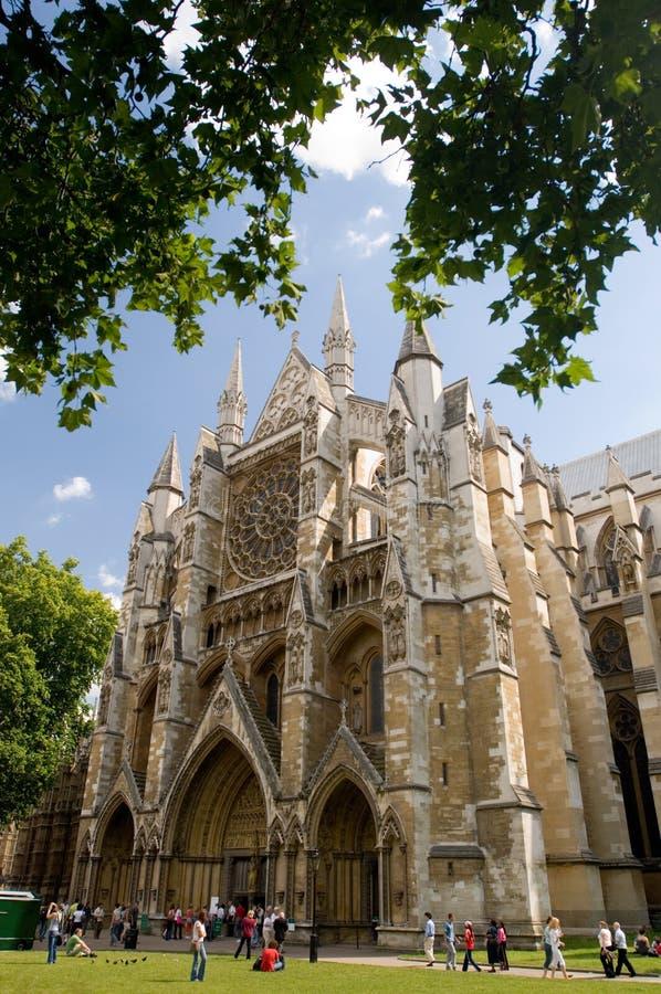 Download Opactwo Westminster zdjęcie stock. Obraz złożonej z niebo - 2941608