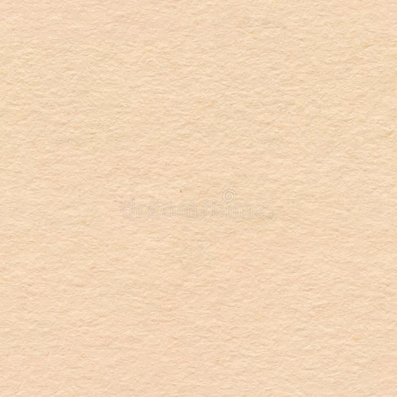 Opakunkowego papieru brązu kartonu tekstura Bezszwowy kwadratowy backgrou obrazy stock