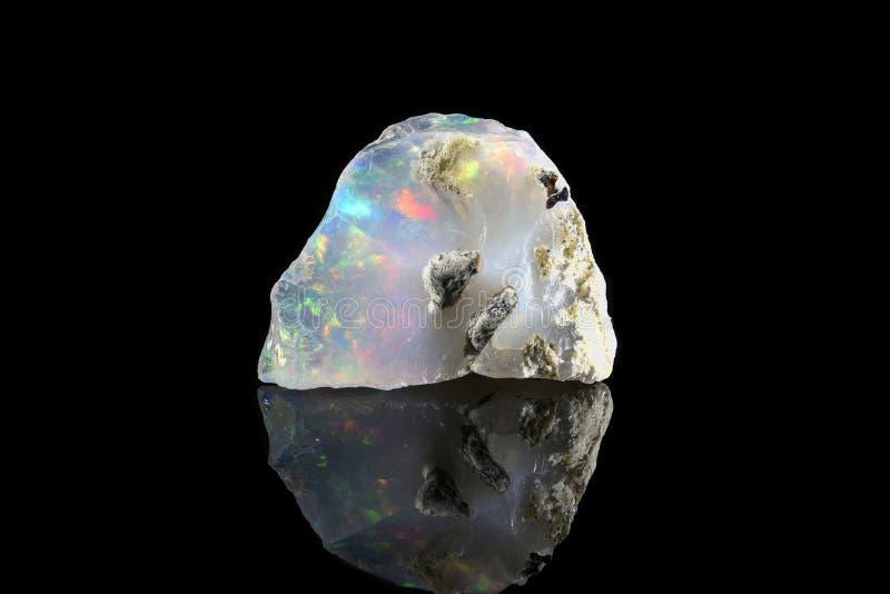 opal royaltyfri fotografi