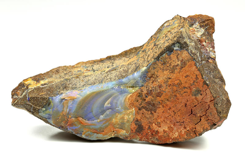 Opal royalty free stock image