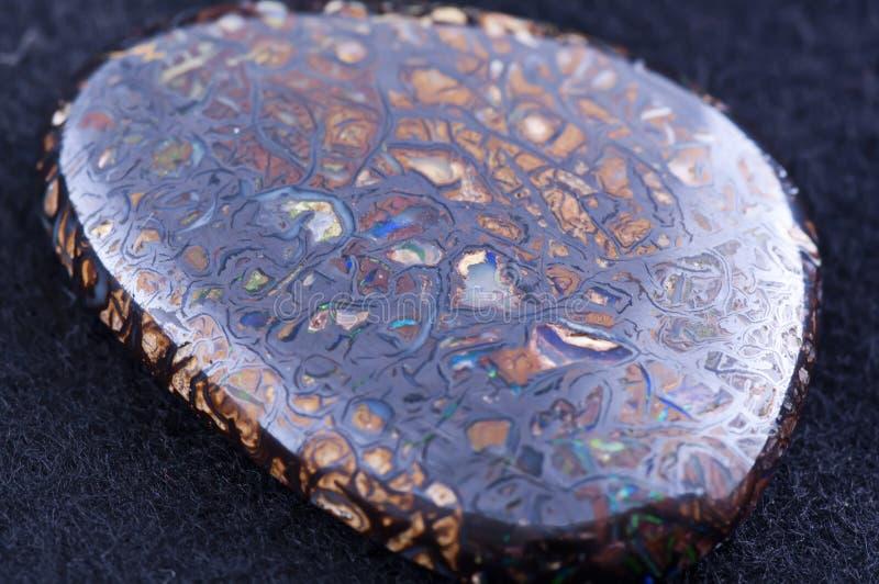 Opalen kei stock afbeeldingen