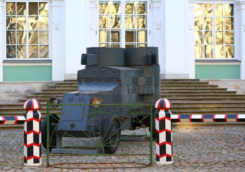 Opancerzony Lenin fotografia stock