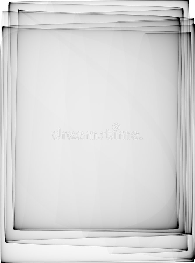 Free Opaque Frame Border Paper Stock Image - 2049621