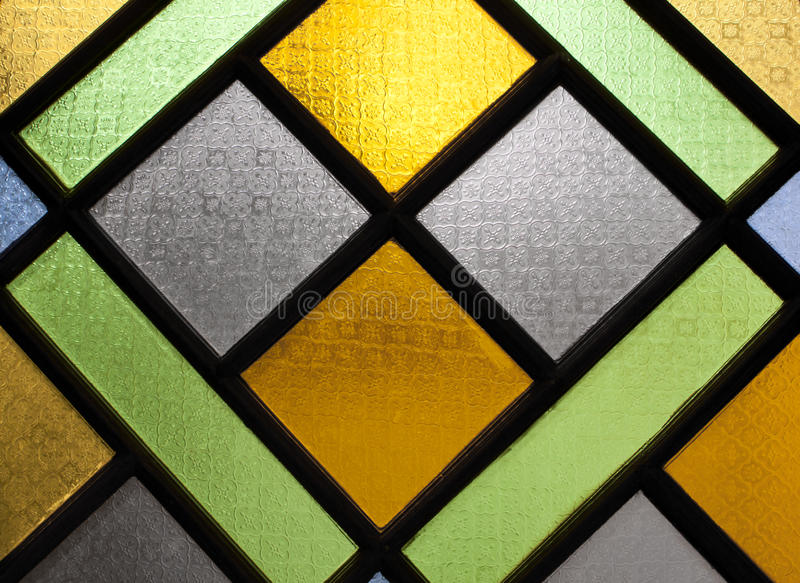 Opaque Glass. Royalty Free Stock Image