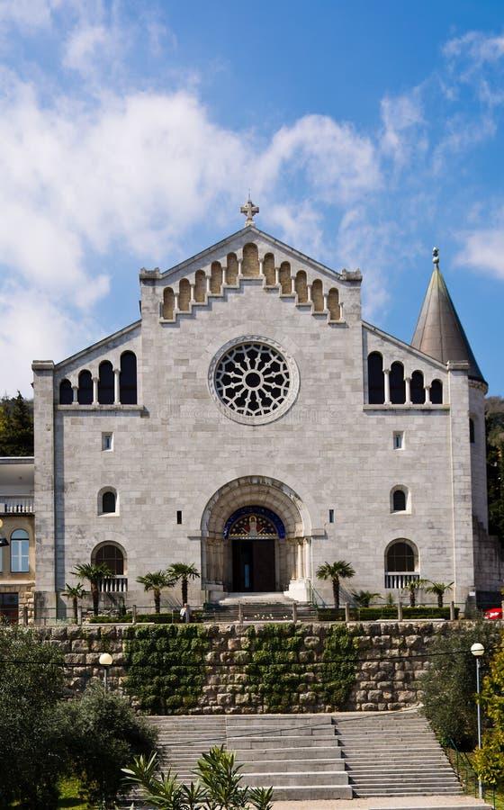 Opatija Κροατία στοκ εικόνες