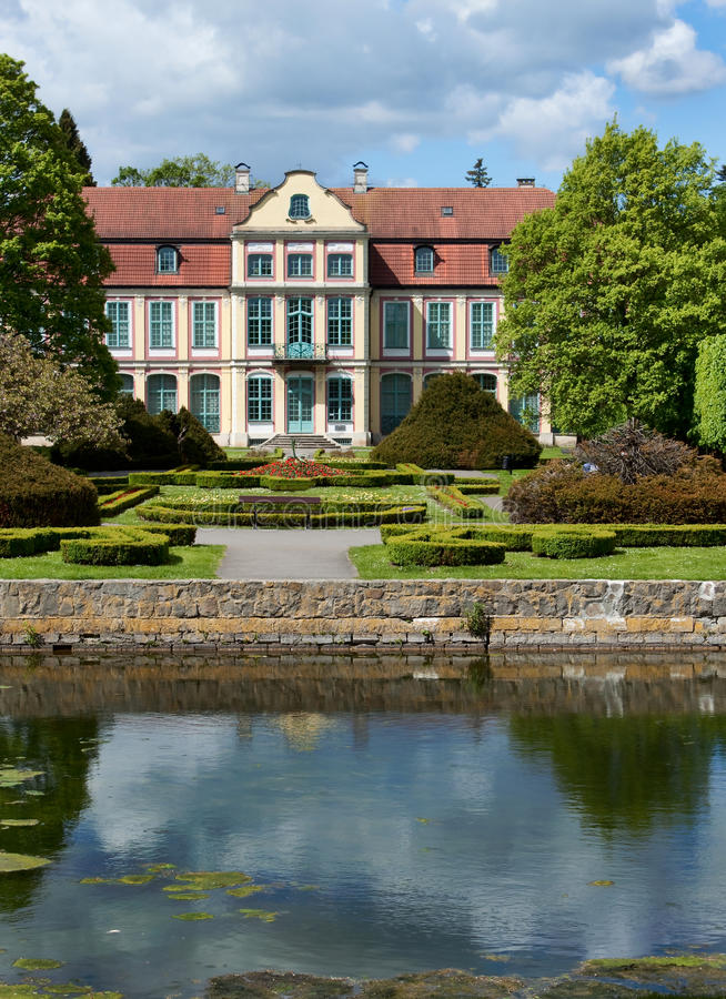 Download Opatow Palace In Gdansk Oliwa. Stock Photo - Image: 14470664