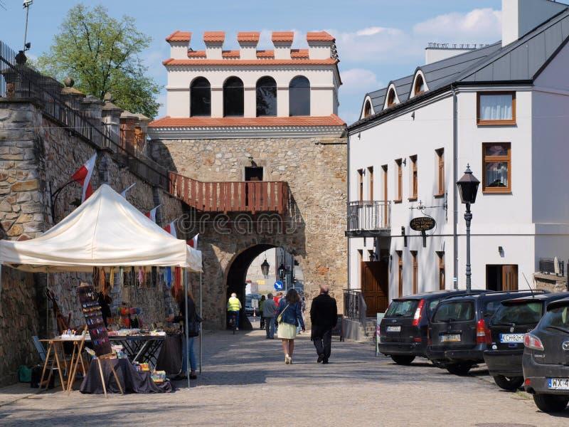 Opatow, Polonia fotografia stock