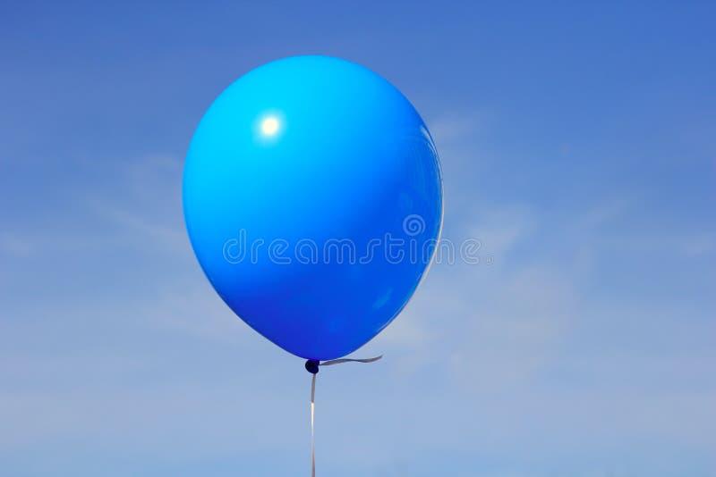 Opblaasbare ballon stock afbeelding