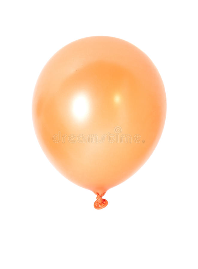 Opblaasbare ballon stock foto's